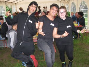 Sommerfest Bildungspaten 2017 - Partnerschaft