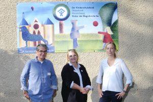 13.09.20 15h Brg., Hinter der Magnikirche 6a - Der Kinderschutzbund Orstverband Braunschweig ..Kunstkarte RAG GMAF